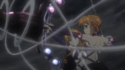 Kaguya and Yuzuru using Raphael