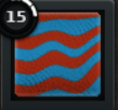 LENGTHWISESTRIPE Blue Red