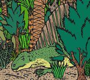Dimetrodon sleep 995