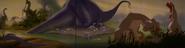 Dino mural 3