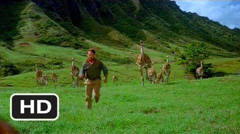 Jurassic Park (6 10) Movie CLIP - They're Flocking This Way! (1993) HD