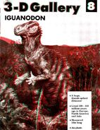 3D gallery Iguanodon