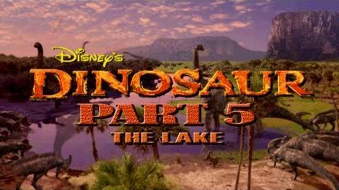 (PS1) Disney's Dinosaur - Part 5 - The Lake