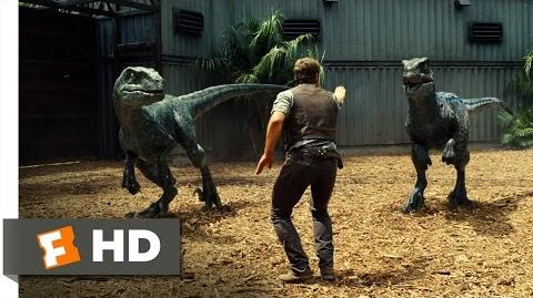 Jurassic World (1 10) Movie CLIP - Stand Down (2015) HD