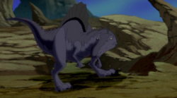 Spinosaurus The Land Before Time 12
