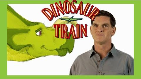 Einiosaurus - Dinosaur Train - The Jim Henson Company