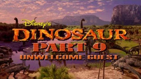 (PS1) Disney's Dinosaur - Part 9 - Unwelcome Guest