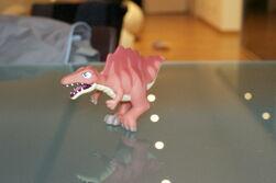 Sonny the Spinosaurus