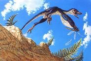 Sinornithosaurus jpeg