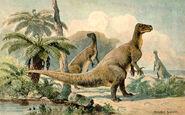 Iguanodon large color
