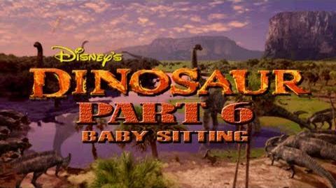 (PS1) Disney's Dinosaur - Part 6 - Baby Sitting