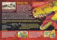 Herrerasaurus back