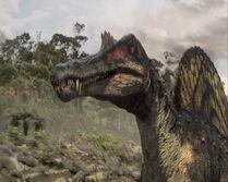 Planet Dinosaur Spinosaurus