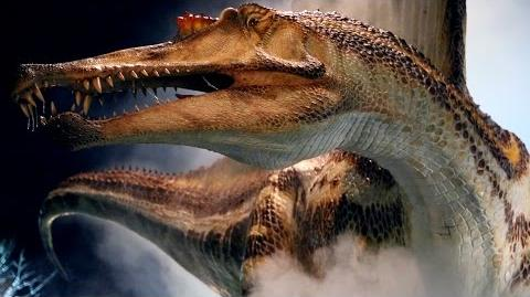 'River Monster' 50-Foot Spinosaurus