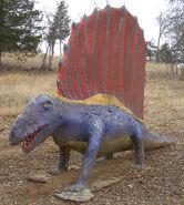 Dworld Dimetrodon