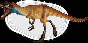 Compsognathus WWD