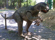 Dinoland Psittacosaurus