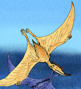 Dsungaripterus weii