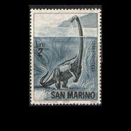 Sanmarino 1965 brachiosaurus