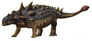Euoplocephalus-tutus-a-prehistoric-era-sergey-krasovskiy