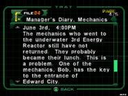 Manager's diary, mechanics (dc2 danskyl7) (5)