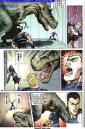 Dino Crisis Issue 4 - page 21