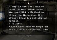 Researcher's Memo 3