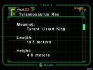 Tyrannosaurus rex (dc2 danskyl7) (2)