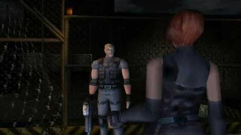 Dino Crisis 1 Walkthrough - part 01