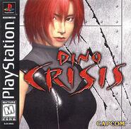 Dino Crisis PS NTSC