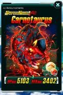 Super Rare Carnotaurus
