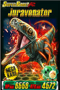 Super Rare Event Exclusive Juravenator