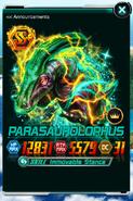 SS Rare Parasaurolophus