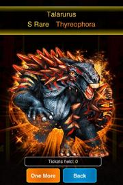 SR Talarus in Dream Dino Cage