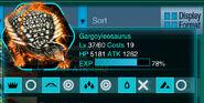 Gargeyleosaurus Info Icon
