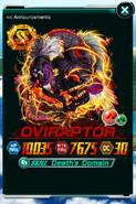 SS Rare Oviraptor