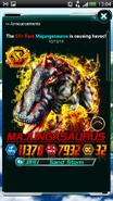 SS Rare Majungasurus