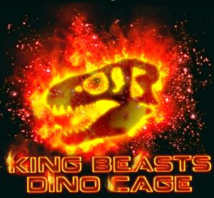 King Beast Dino Cage
