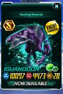 Super Rare Iguanodon
