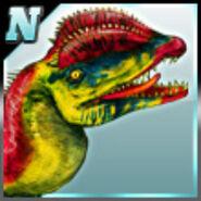 Dilophosaurus D