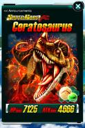 Super Rare Ceratosaurus