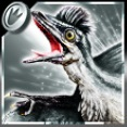 Microraptor Coin Icon