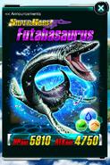 Super Rare Futabasaurus