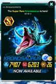 Super Rare Kronosaurus