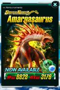 SuperRare Amargasaurus