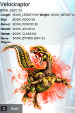 Album Super Rare Velociraptor