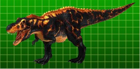 Archivo:Black Tyrannosaurus.jpg