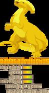 ParasaurolophusFeature x3