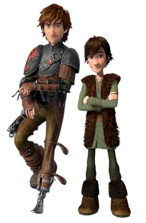Older Hiccup