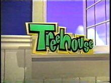 Treehouse window